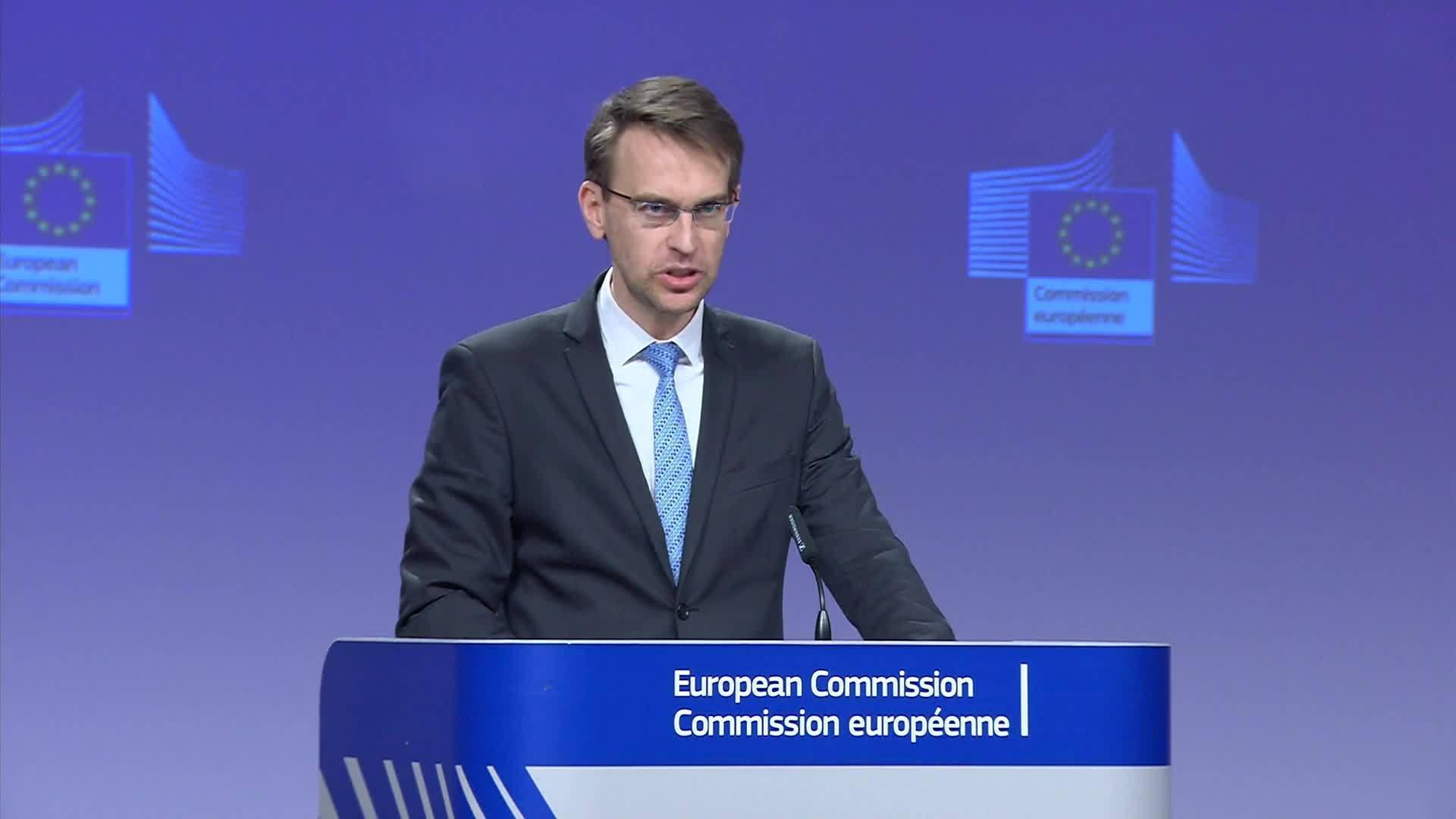 Реакция ЕС на заявление Лаврова