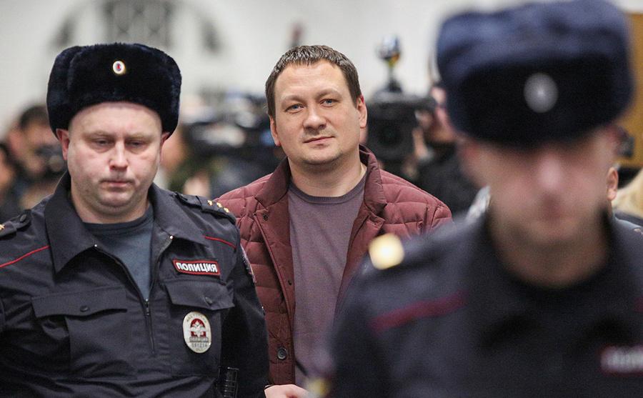 Игорь Ляховец. Фото: АГН «Москва»