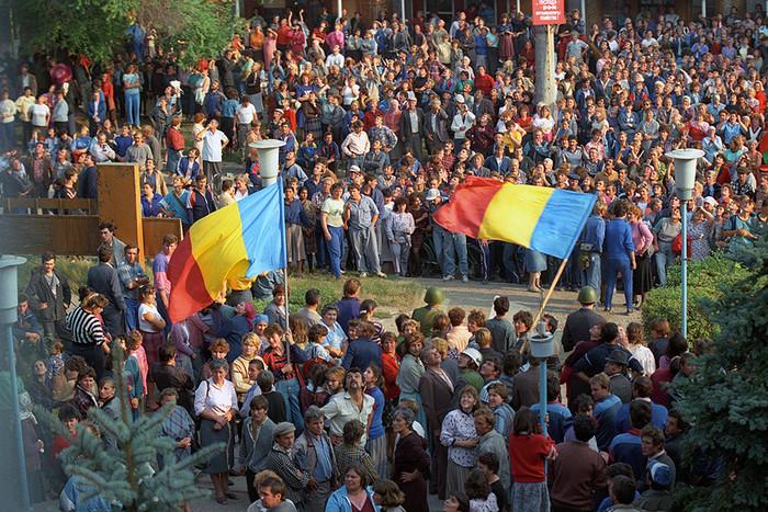 Языковой вопрос раздробил Молдавию