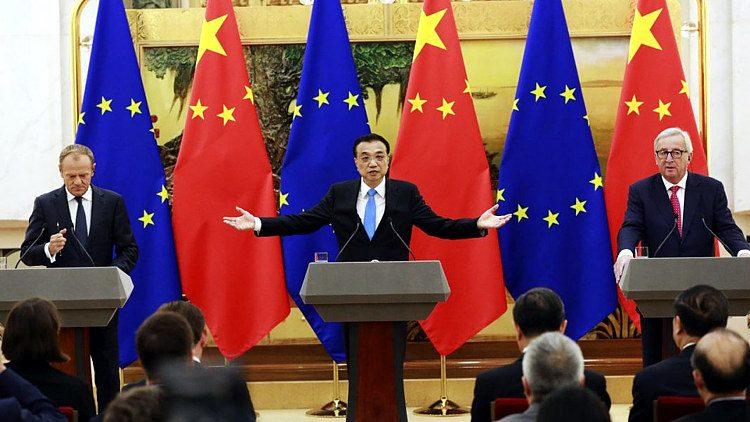 Китай ответил на санкции