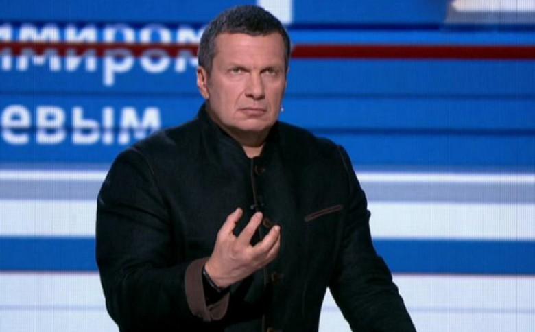 Удаленное видео с пародией на Соловьева. Полная версия