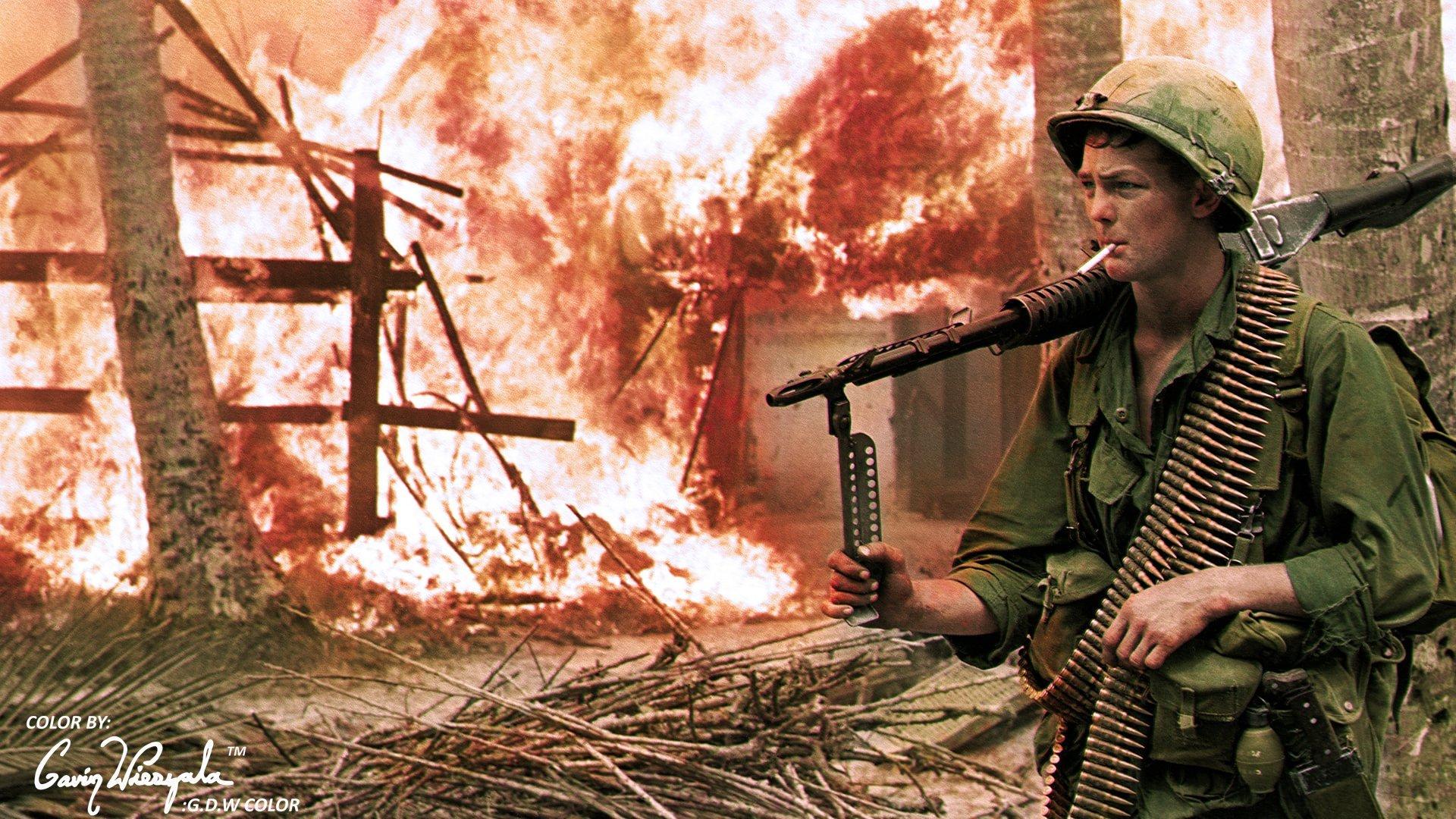 Убей все, что движется: настоящая американская война во Вьетнаме