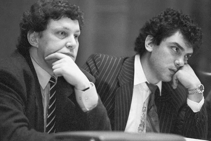 Признал Явлинского с Немцовым не готовыми