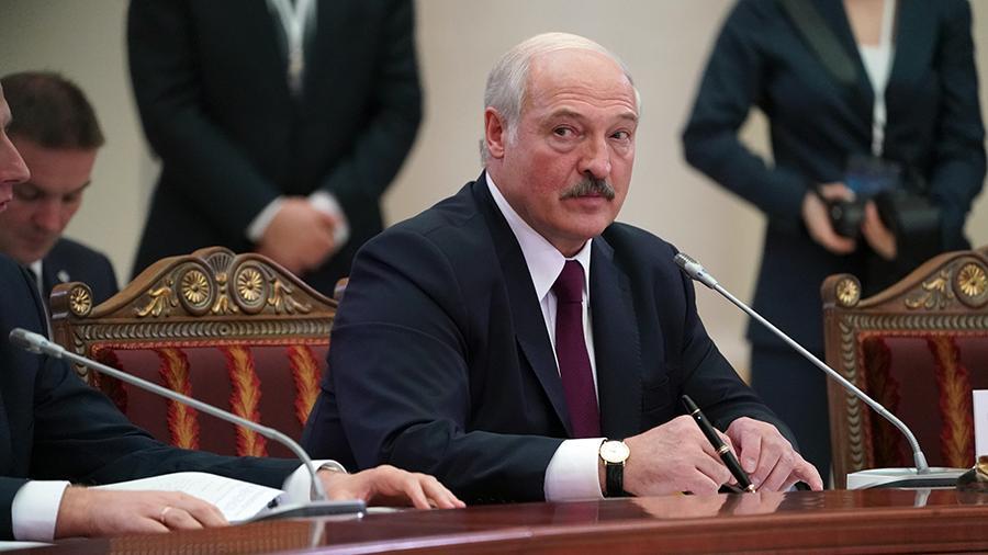 Лукашенко подписал ужесточающие поправки в Уголовный кодекс